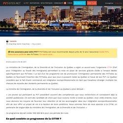 CITIM : un service gratuit d'aide à l'emploi pour les PVTistes au Québec ! - PVTistes.net
