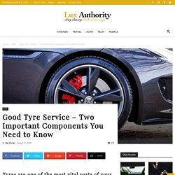 Good Tyre Service