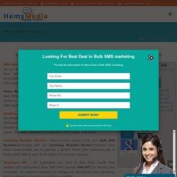 Incoming SMS - HemsMedia