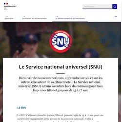 Document 1: Le Service national universel (SNU)
