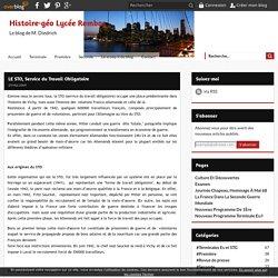 LE STO, Service du Travail Obligatoire - Histoire-géo Lycée Rombas