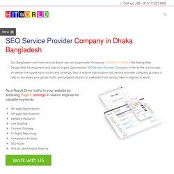 SEO Service Provider Best Company in Dhaka Bangladesh