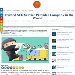 SEO Service Provider Company in the World