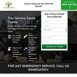 Tree Service Removal Santa Clarita & Tree Trimming [Voted #1] □