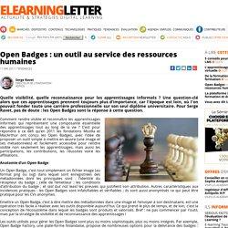 Open Badges : un outil au service des ressources humaines