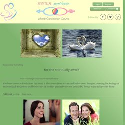 Dating service - Find your spiritual soulmate