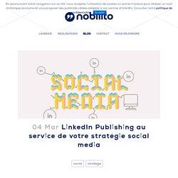 Au service de la stratégie social media