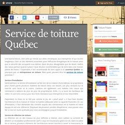Service de toiture Québec