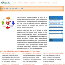 Affordable SEO Services Company in India