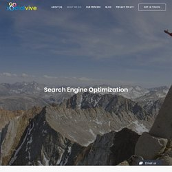 Search Engine Optimization Services.