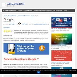▶ La Liste des 200 Services et Applications Google