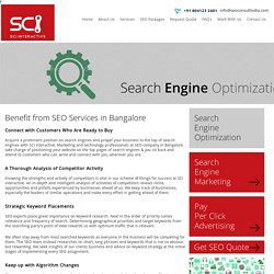 SEO Agency - SCI Interactive