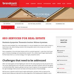 Get The Best Outcome With Real Estate Agents SEO Experts