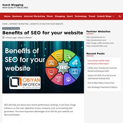 Why We Need SEO Services For Online Bussines