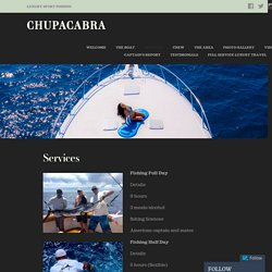 Services – Chupacabra