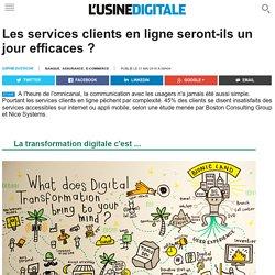Les services clients en ligne seront-ils un jour efficaces ?