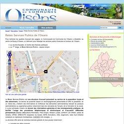 Relais Services Publics de l'Oisans - Communauté de communes de l'Oisans
