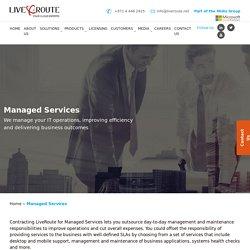 Microsoft Azure Managed Services