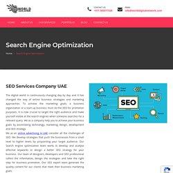 SEO Services Company UAE