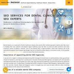 SEO Services for Dental Clinics