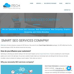 Smart SEO Services Company