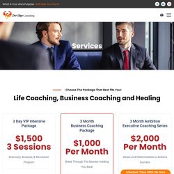 Business Coaching Services/Packages