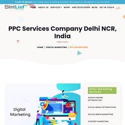PPC Services in Delhi NCR