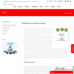 SaaS,SaaS Services, SaaS Development Company, SaaS Development Company India