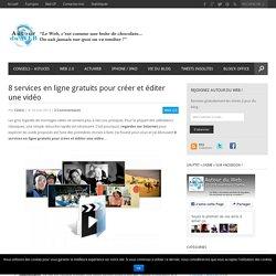 8 services en ligne gratuits pour créer et éditer une vidéo