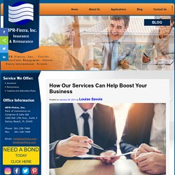How Our Services Can Help Boost Your Business