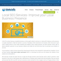 Impact Of Local SEO Services On Your Business