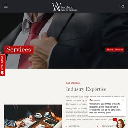 Financial lawyers in Los Angeles