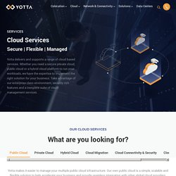 Cloud Security Management Services in India