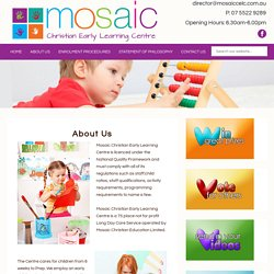 Day Care & Early Learning Centres