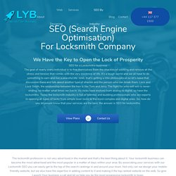 SEO Services for a Locksmith website - Top Rankings