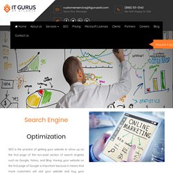 Expert IT Services Management for Business and Government - IT Gurus of Atlanta