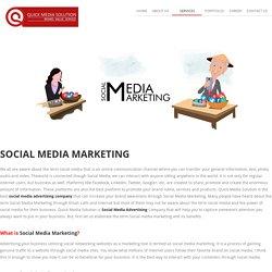 SMO Services & Social Media Marketing