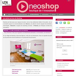 Neoshop Laval l'INNOVATION à Laval