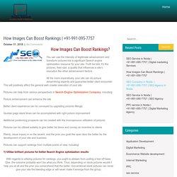 SEO management services