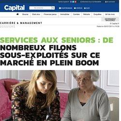 Services aux seniors : de nombreux filons sous-exploités sur ce marché en plein boom