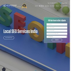 Local Search Engine Optimization Company