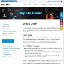 Supply Chain BPO Services