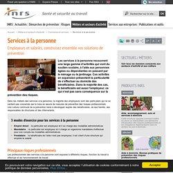 Services à la personne - Votre métier