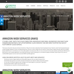 AWS Services Provider Company India