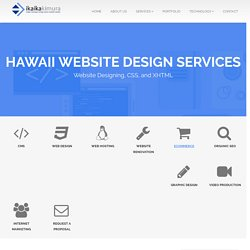 Responsive Web Design Company Honolulu