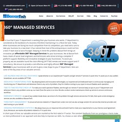 360 Managed Services & IT Solutions