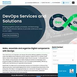 Devops Services & Solutions