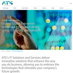 IT Strategy Consulting Service Provider