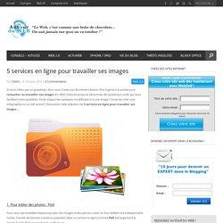 5 services en ligne pour travailler ses images