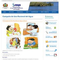 SEMAPA Servicio Municipal de Agua Potable de Cochabamba